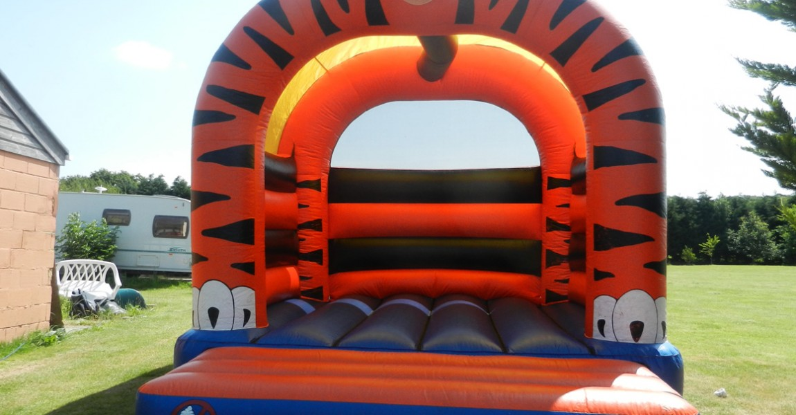 Krazy Castles Bouncy Castle Hire Tigger