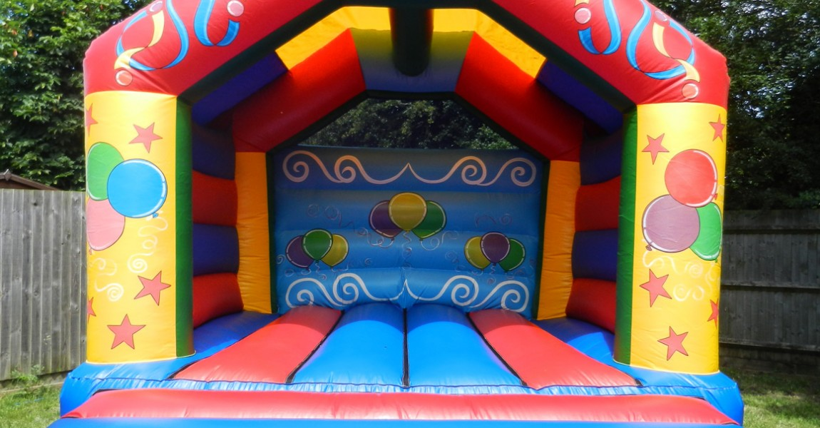 Krazy Castles Bouncy Castle Hire Balloons
