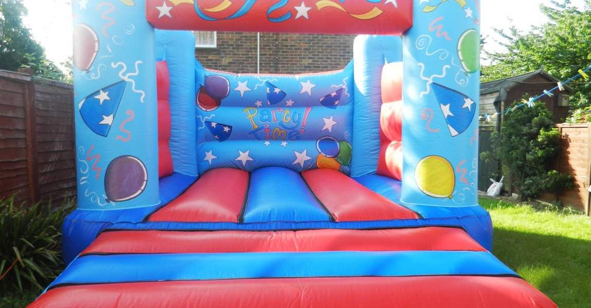 Krazy Castles Bouncy Castle Hire Party